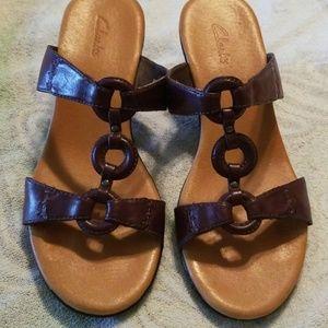 Clark sandles